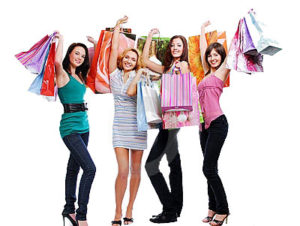 Shoppinggirls